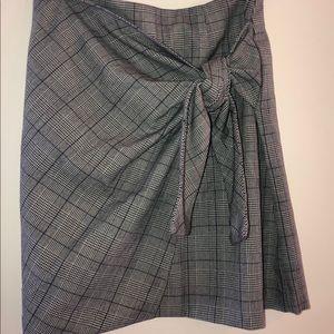FOREVER 21 plus mini wrap skirt 2X
